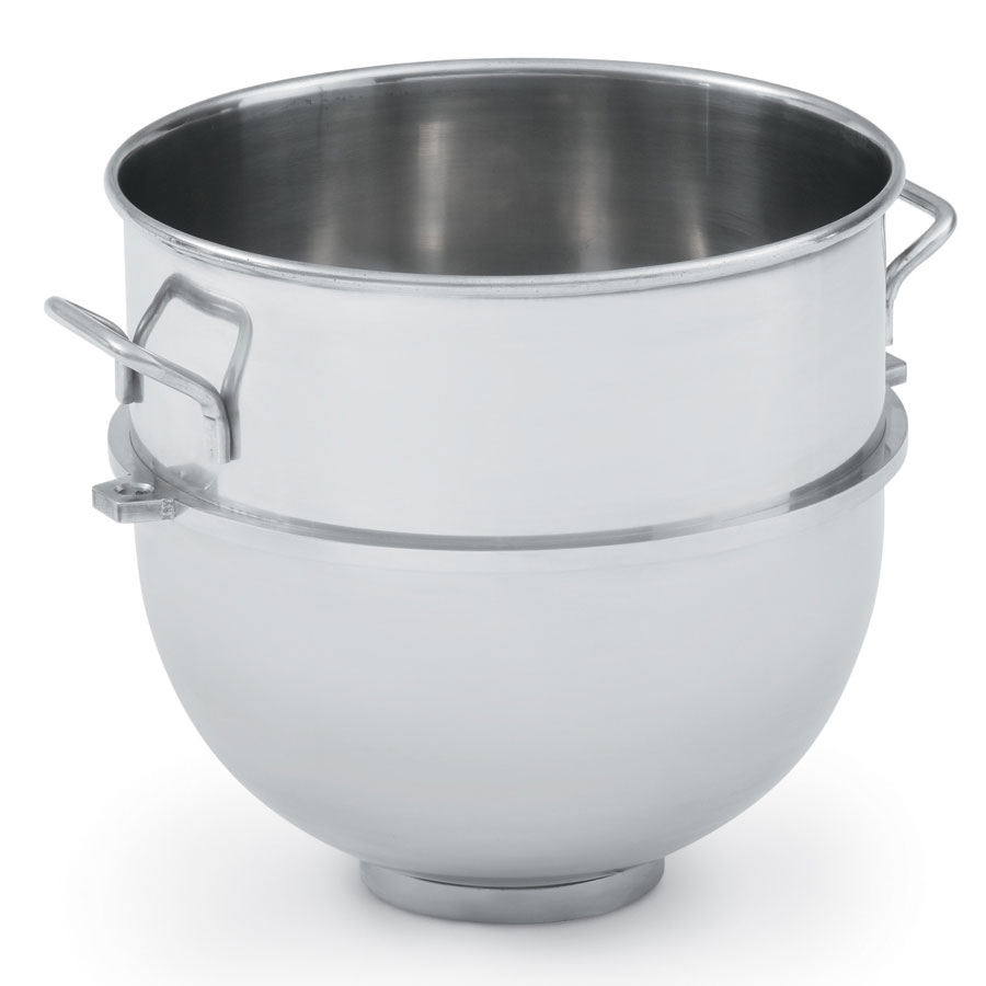 Vollrath 40777 60-qt Mixer Bowl - Stainless