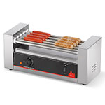 Vollrath 40821 18 Hot Dog Roller Grill - Flat Top, 120v