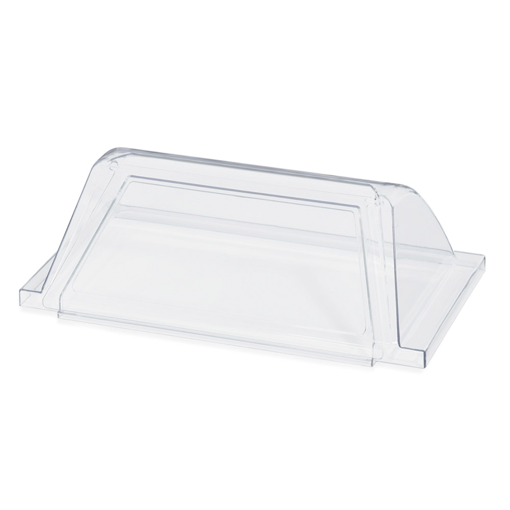 Vollrath 40823 Sneeze Guard for 5-Roller Hot Dog Grill