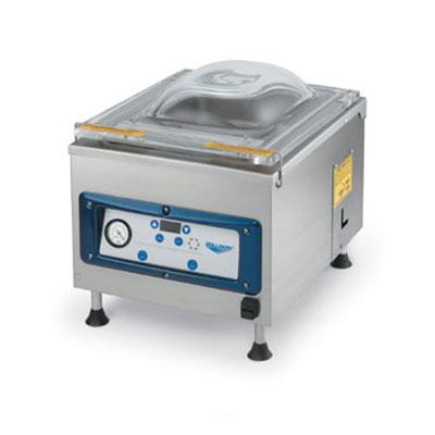 "Vollrath 40851 Vacuum Pack Machine - Tabletop, 21-7/8x22-13/16x20-1/16"", Wet or Dry 120v"