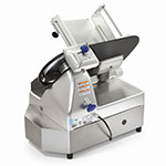"Vollrath 40954 Automatic Slicer w/ 12"" Knife - Aluminum, 120v"