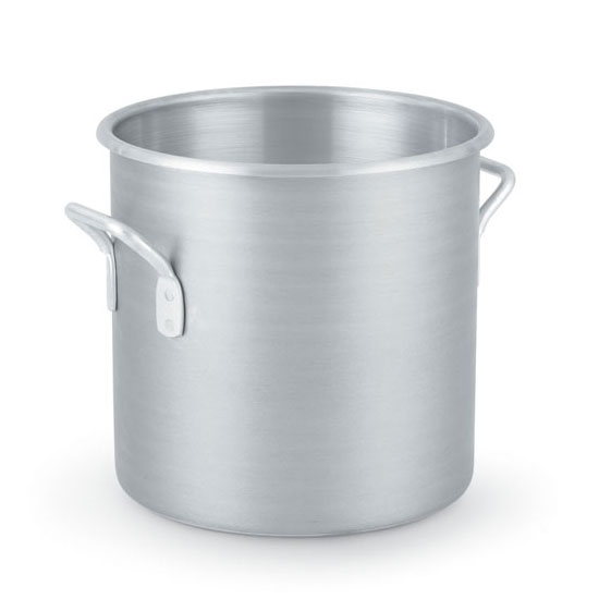 Vollrath 4302 9-qt Aluminum Stock Pot