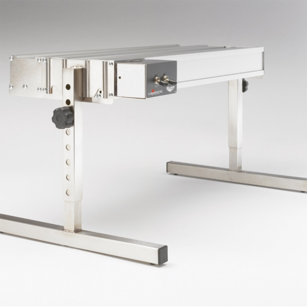"Vollrath 44504 Adjustable T-Leg - 8""-15"