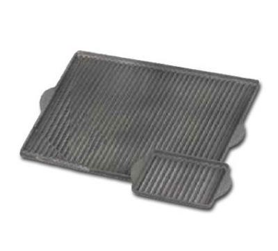 Vollrath 4461 Grill Pan, 15 x 19 in, Cast Aluminum