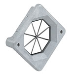 Vollrath 45603-1 8-Wedge Blade Assembly for Potato Cutter