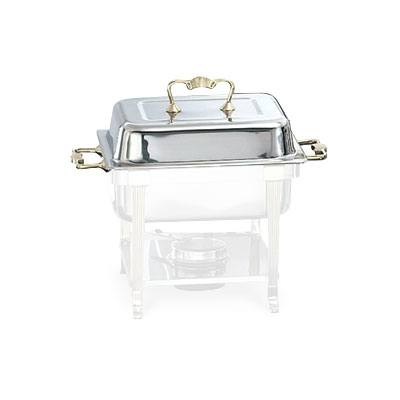 Vollrath 46036 4.3-qt Half-Size Chafer Dome Cover