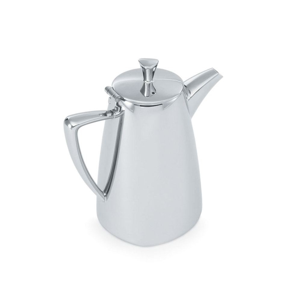 Vollrath 46202 34-oz Coffee Pot - Mirror-Finish Stainless