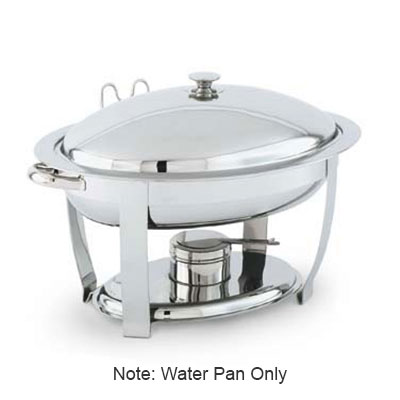 Vollrath 46333 4-qt Oval Chafer Water Pan