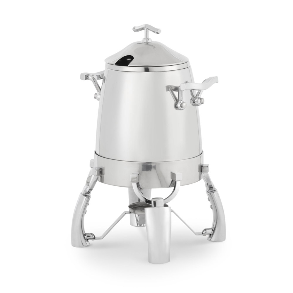 Vollrath 4635410 Round Chafer w/ Lift-off Lid & Chafing Fuel Heat