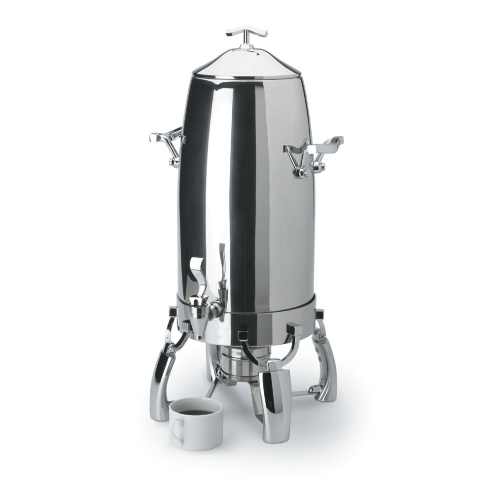 Vollrath 4635510 5-Gal Coffee Urn - Mirror-Finish Stainless