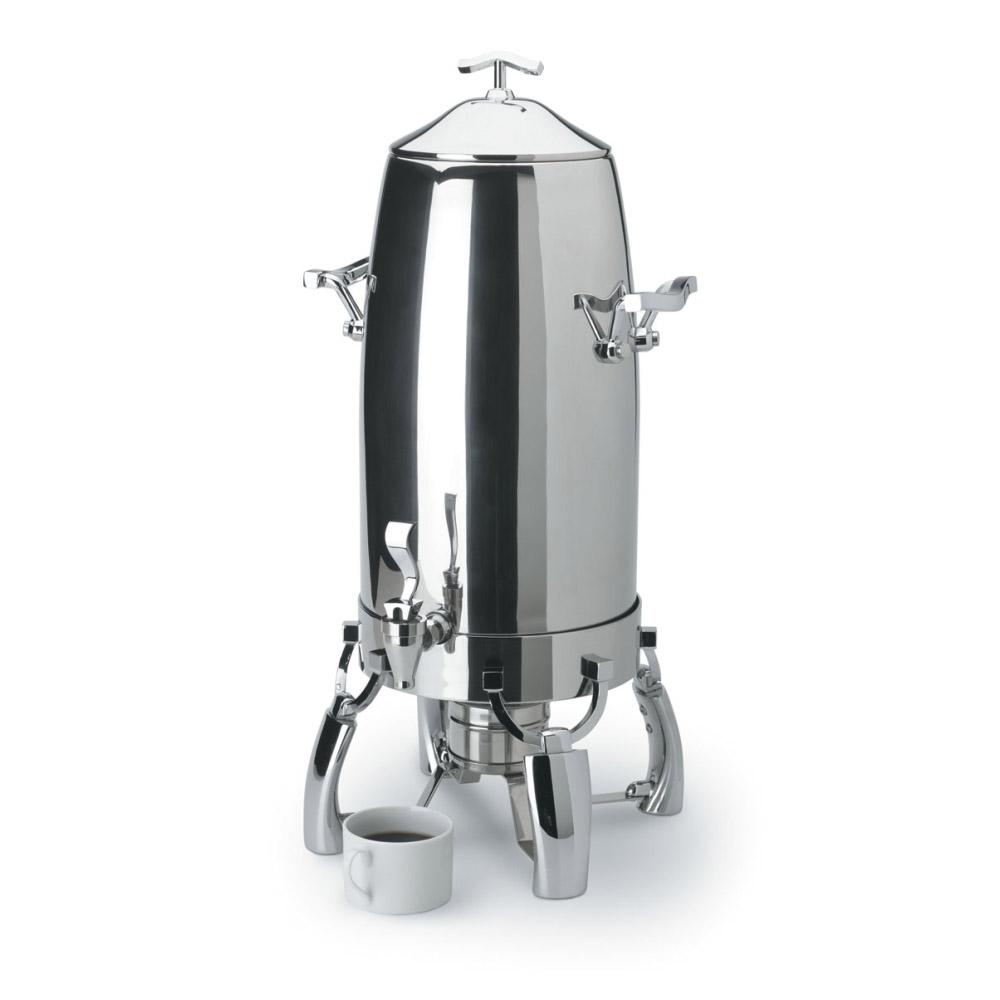 Vollrath 4635510 5-Gal Coffee Urn - Mirror-Finish Stainless
