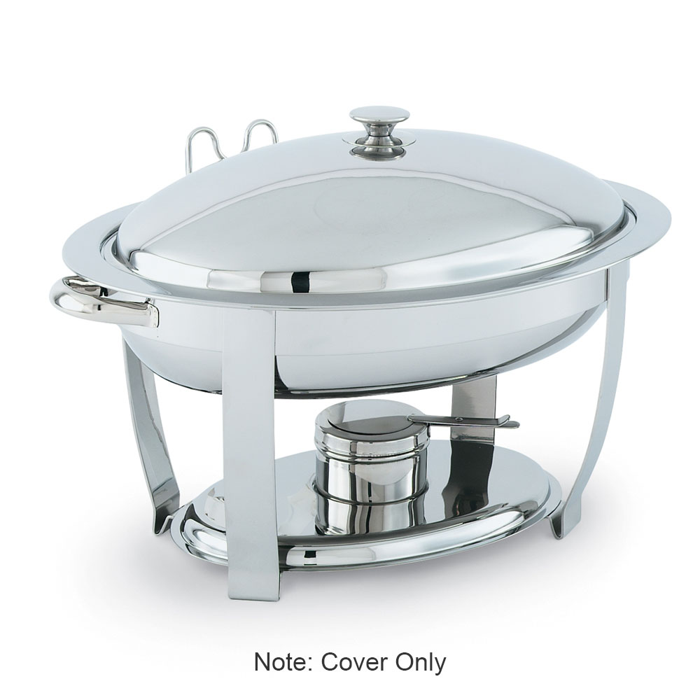 Vollrath 46532 6-qt Oval Chafer Cover