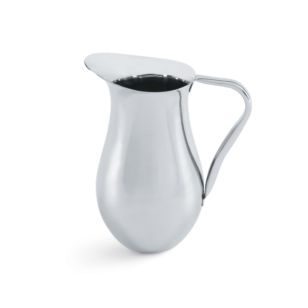 Vollrath 46550 2-qt Insulated Pitcher - Stainless