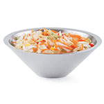 Vollrath 46578 2.8-qt Insulated Conical Bowl - 18-ga Stainless