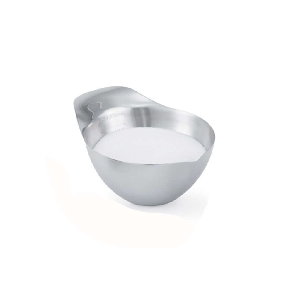 Vollrath 46658 12-oz Transfer Vessel - Mirror-Finish Stainless