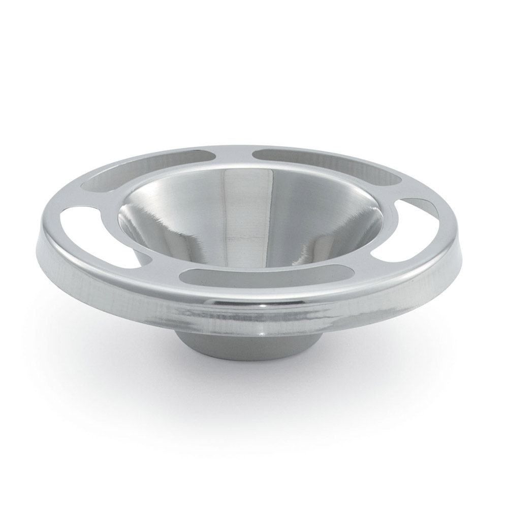 Vollrath 46709 Seafood Supreme Slotted Ring and Cup - Stainless