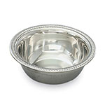 Vollrath 46772 2-oz Sauce Bowl - Gadroon Edge, Stainless