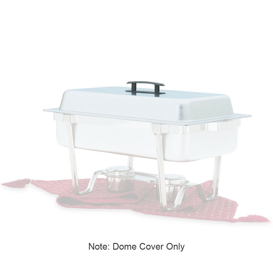 Vollrath 46856 Full-Size Chafer Dome Cover - Kool-Touch Handle