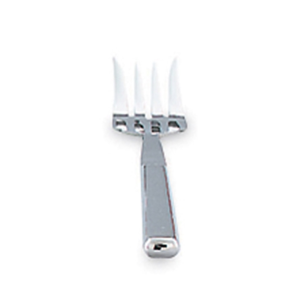 Vollrath 46956 4-Tine Pot Fork - Hollow Handle, Stainless