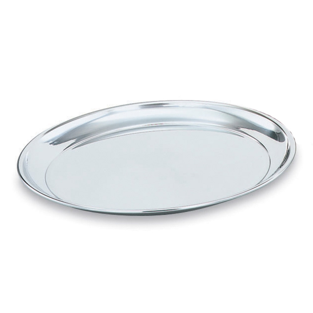 "Vollrath 47212 12"" Round Tray - Stainless"