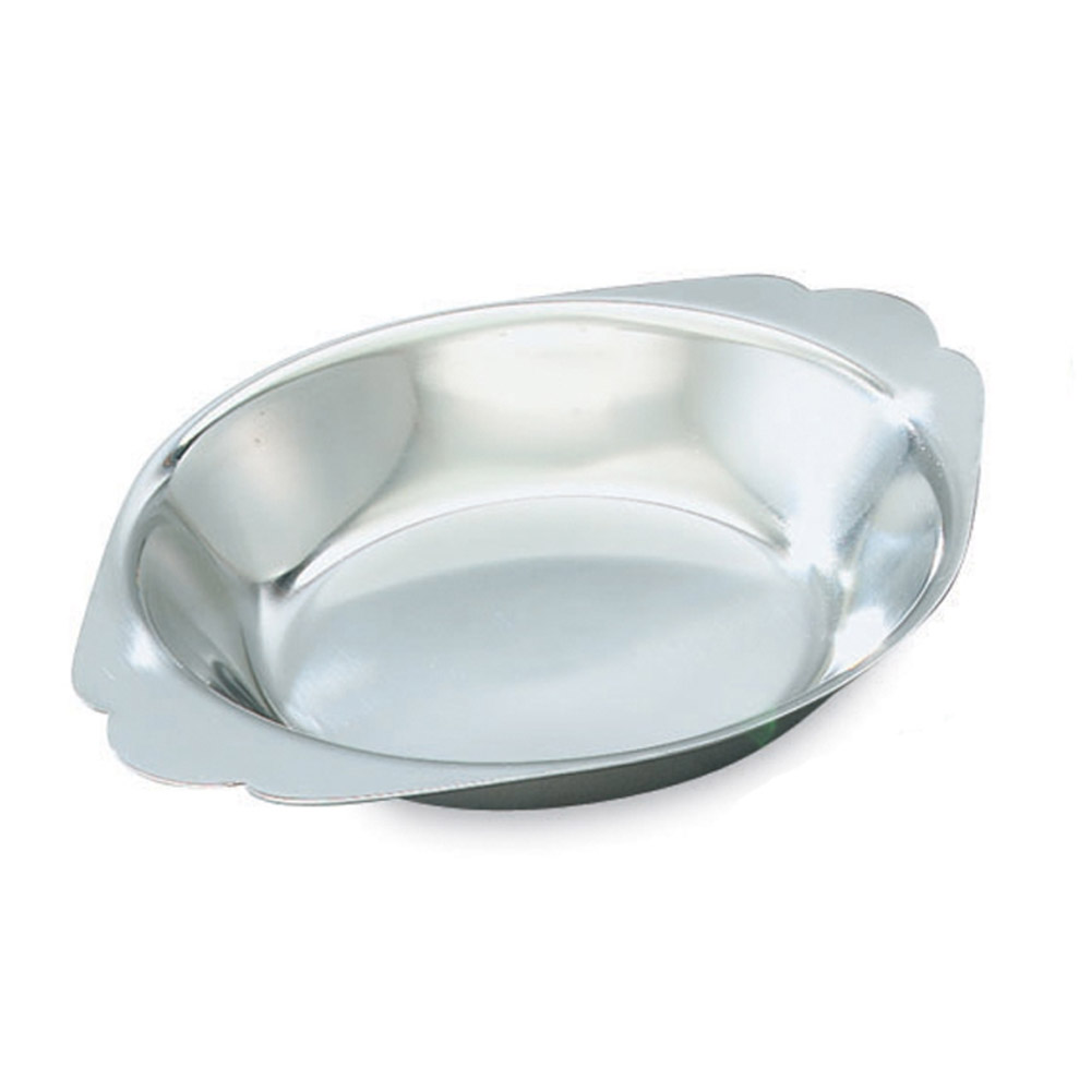 Vollrath 47408 8-oz Round Au Gratin Pan - Stainless