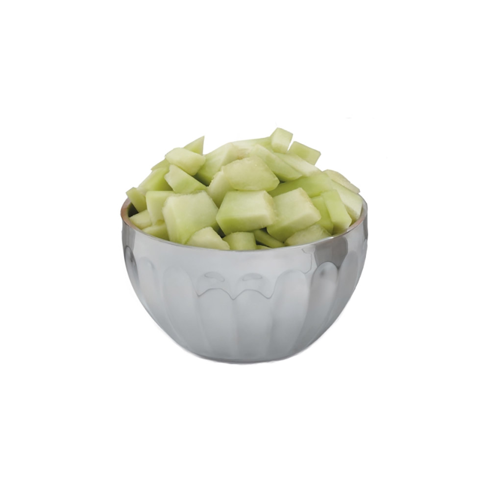 Vollrath 47686 1.7-qt Round Insulated Serving Bowl - Mirror-Finish Stainless