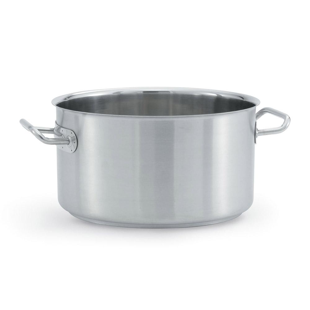 Vollrath 47730 7-qt Sauce Pot - Induction Compatible, 18/8 Stainless