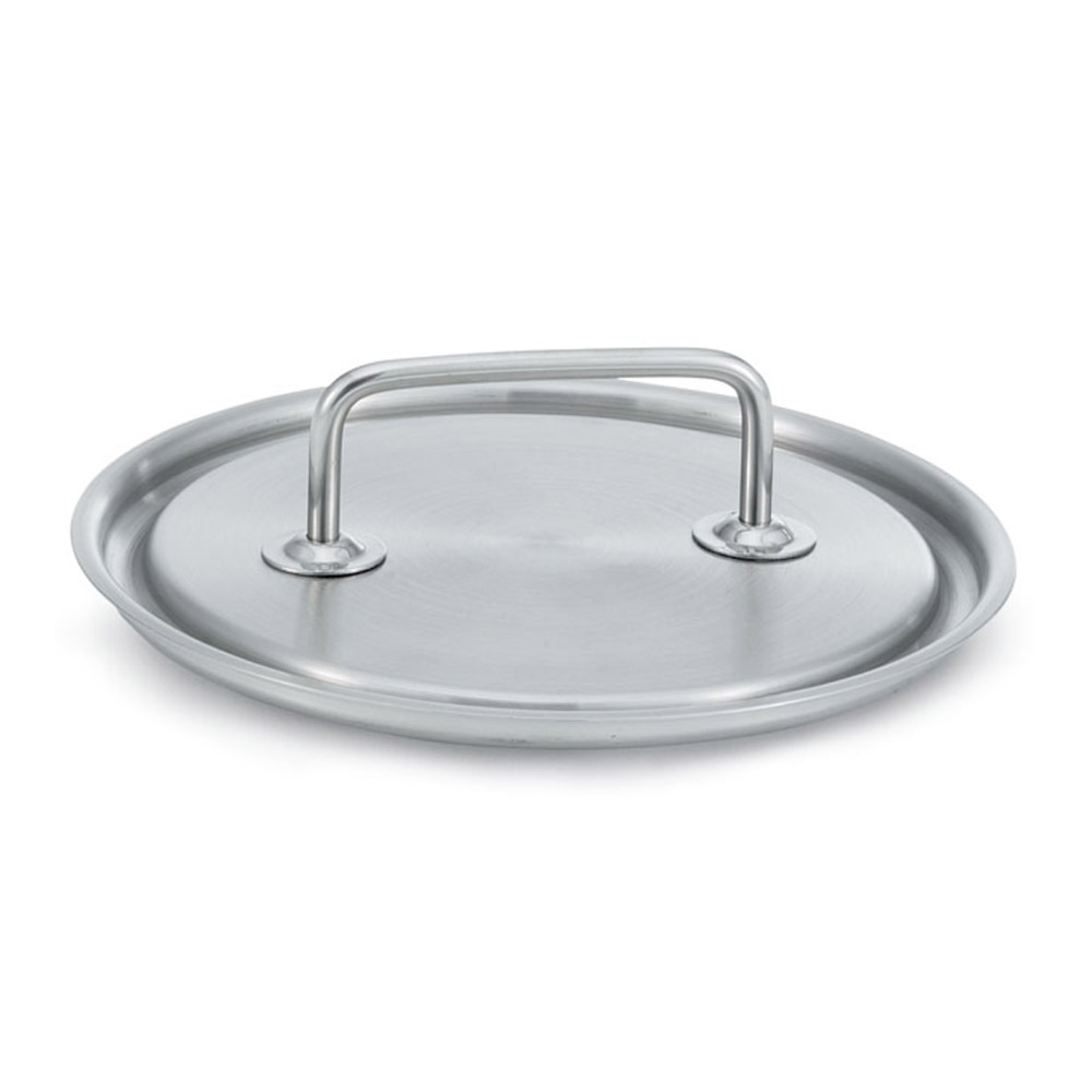 "Vollrath 47772 8.7"" Saucepan Cover - 18/8 Stainless"