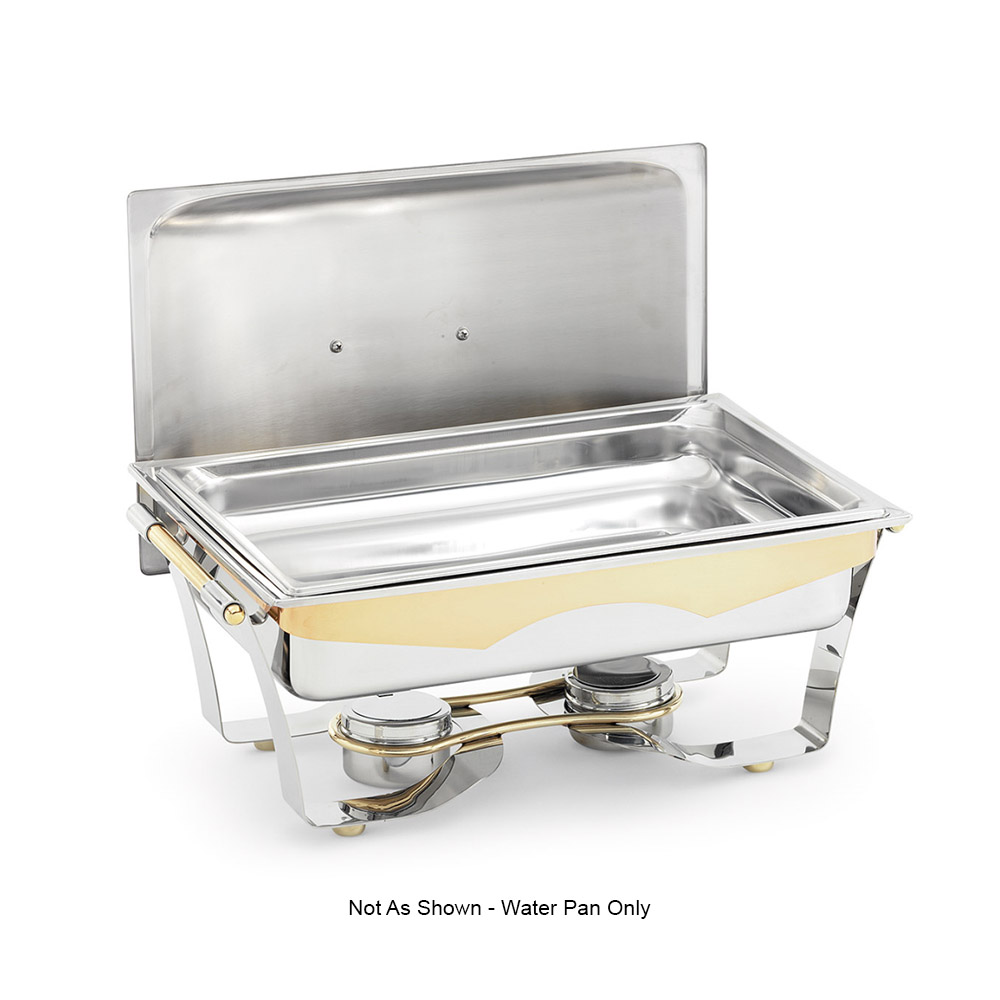 Vollrath 49331 9-qt Rectangular Full-Size Chafer Water Pa...