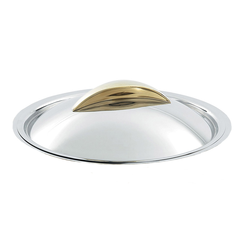 Vollrath 49332 4.2-qt Round Chafer Cover - Stainless