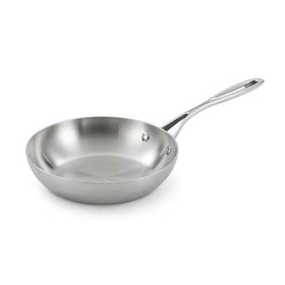 "Vollrath 49416 8"" Saute Pan - Induction Ready, Stainless"