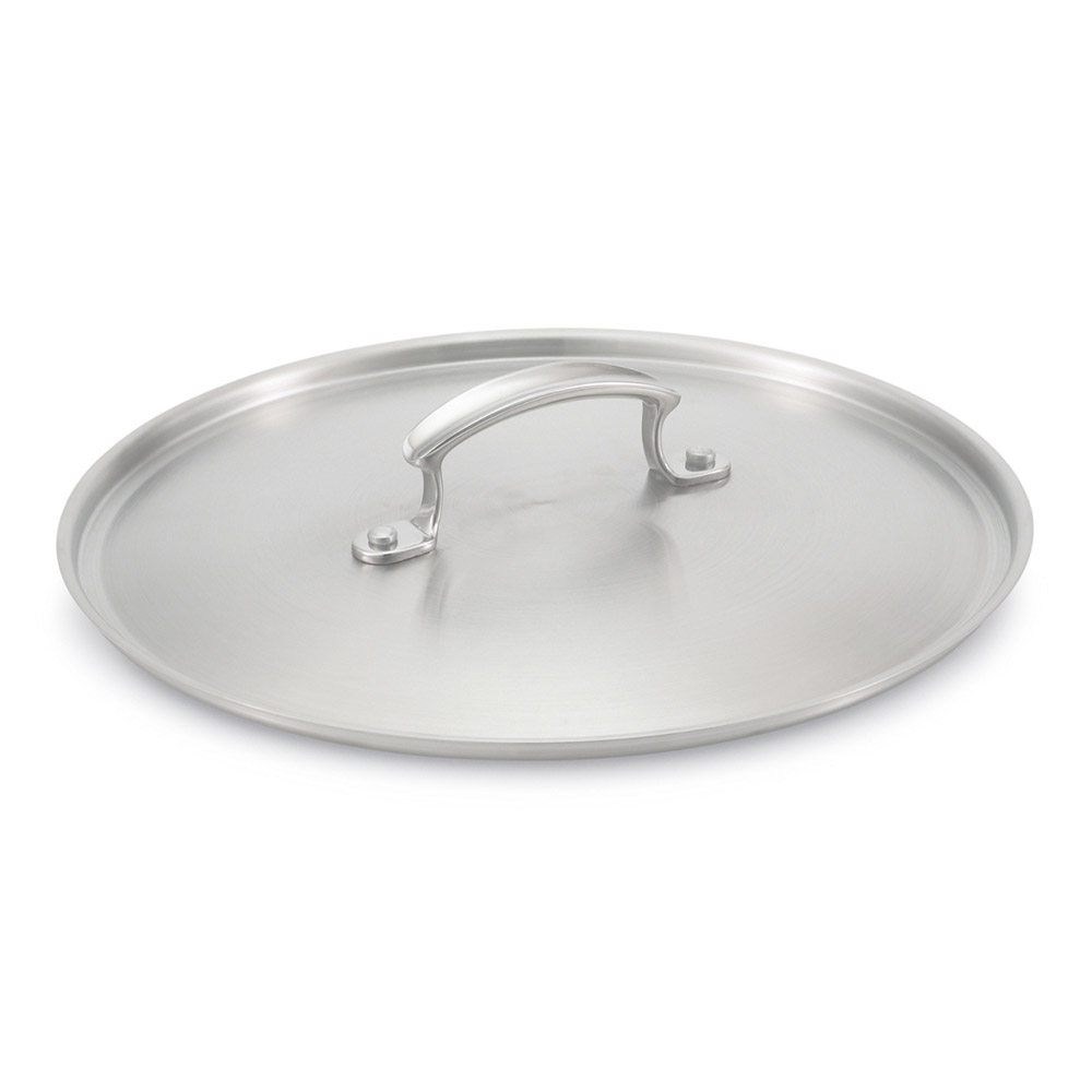 "Vollrath 49423 10"" Casserole Low Dome Cover - 18-ga Stainless"