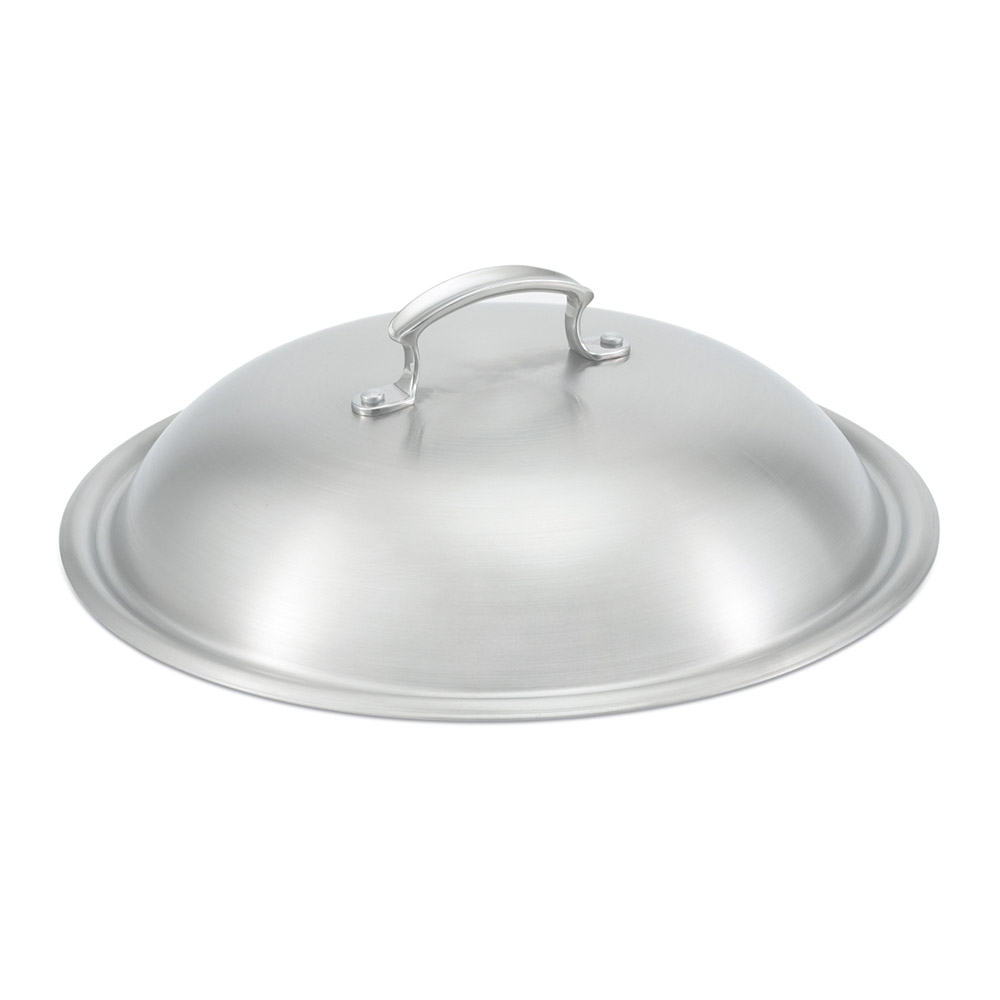 "Vollrath 49429 13"" High Dome Cover - 18-ga Stainless"
