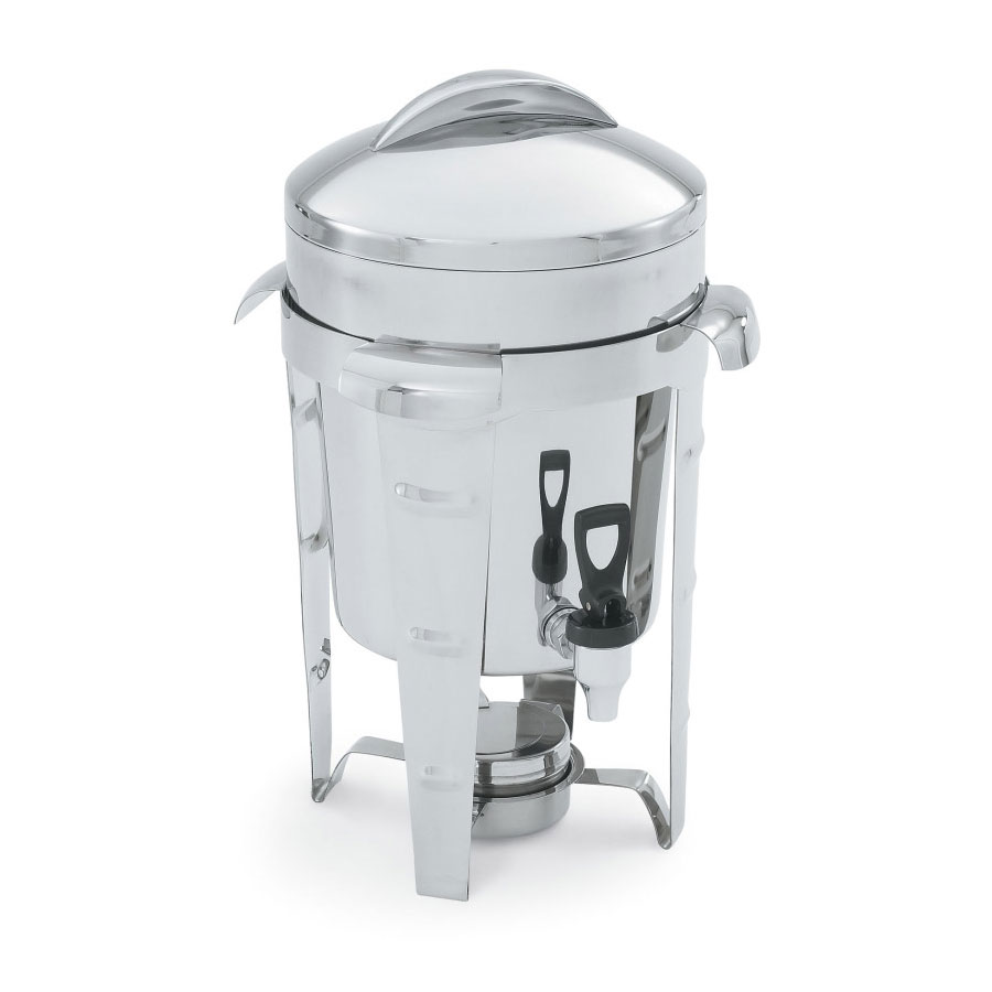 Vollrath 49525 11.6-qt Coffee Urn - Mirror-Finish Stainless