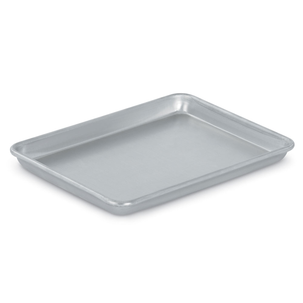 "Vollrath 5220 Sheet Pan - 9-1/2x13x1"" Aluminum"