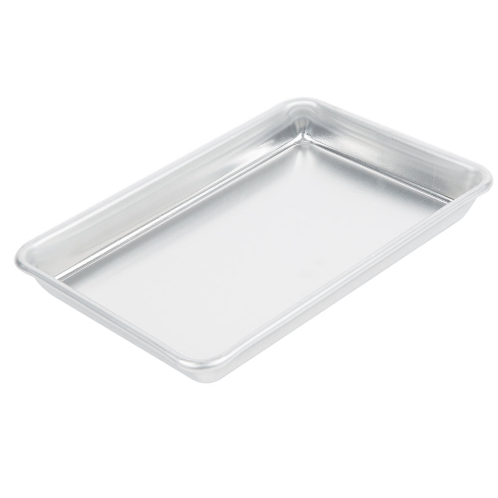 Vollrath 5228 1/8 Size Sheet Pan - Aluminum