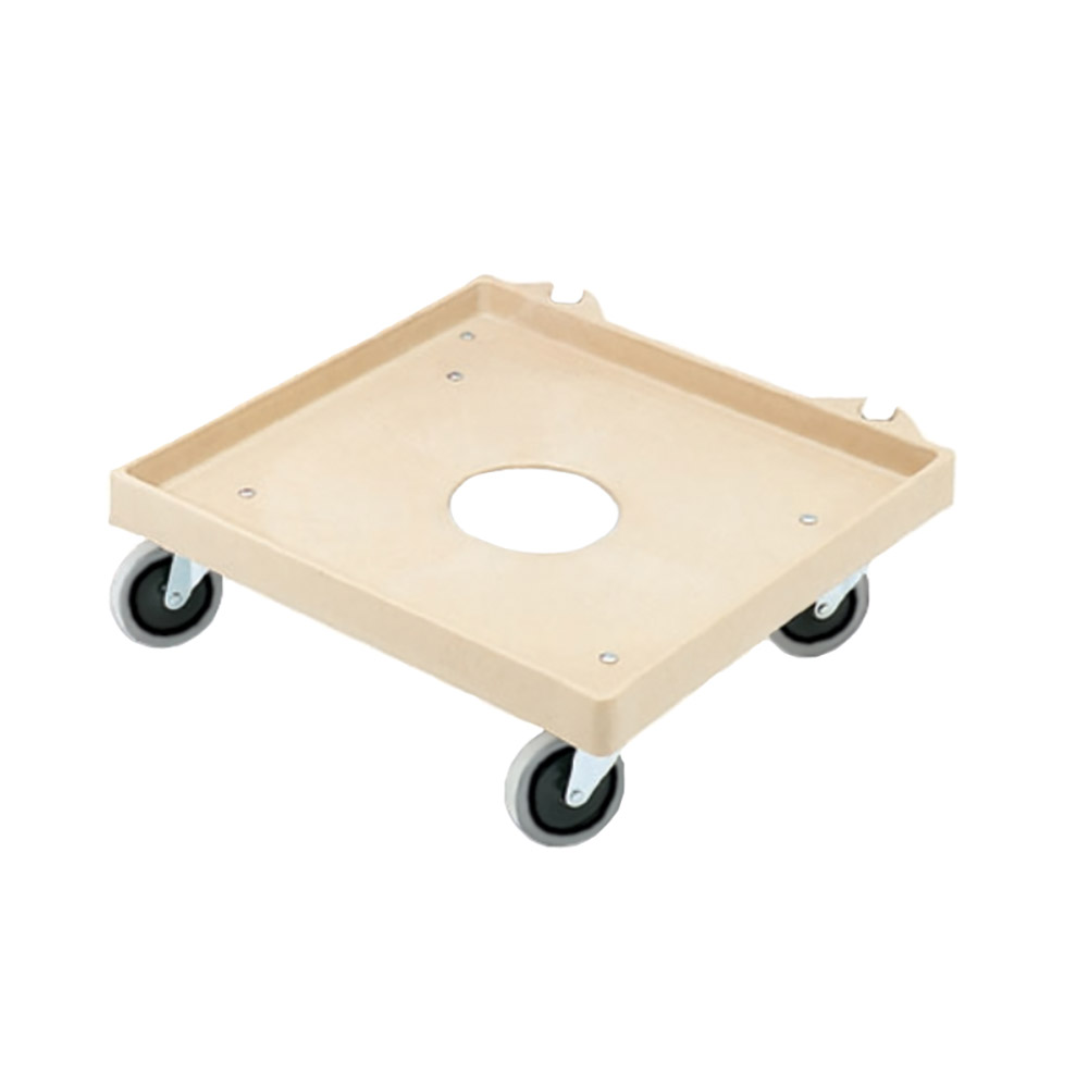Vollrath 52292 Dolly for Glass/Dish Rack w/ 200-lb Capacity