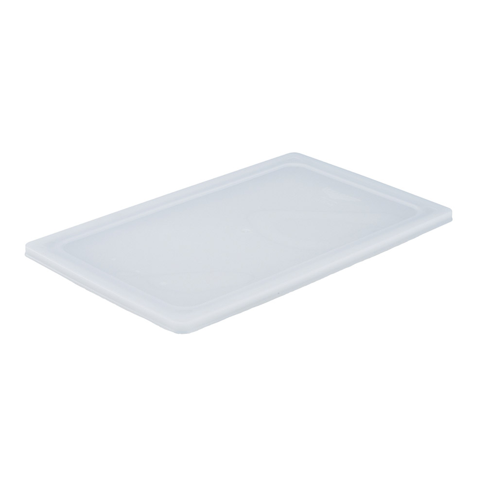 Vollrath 52431 Flexible Food Pan Lid - Half Size, 10-5/8x12-7/8