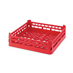 "Vollrath 52680 2 Open Dishwasher Rack - Medium, Full-Size, 19-3/4x19-3/4"" Cocoa"
