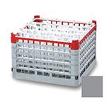 "Vollrath 52720 6 Dishwasher Rack - 16-Compartment, X-Tall, Full-Size, 19-3/4x19-3/4"" Gray"
