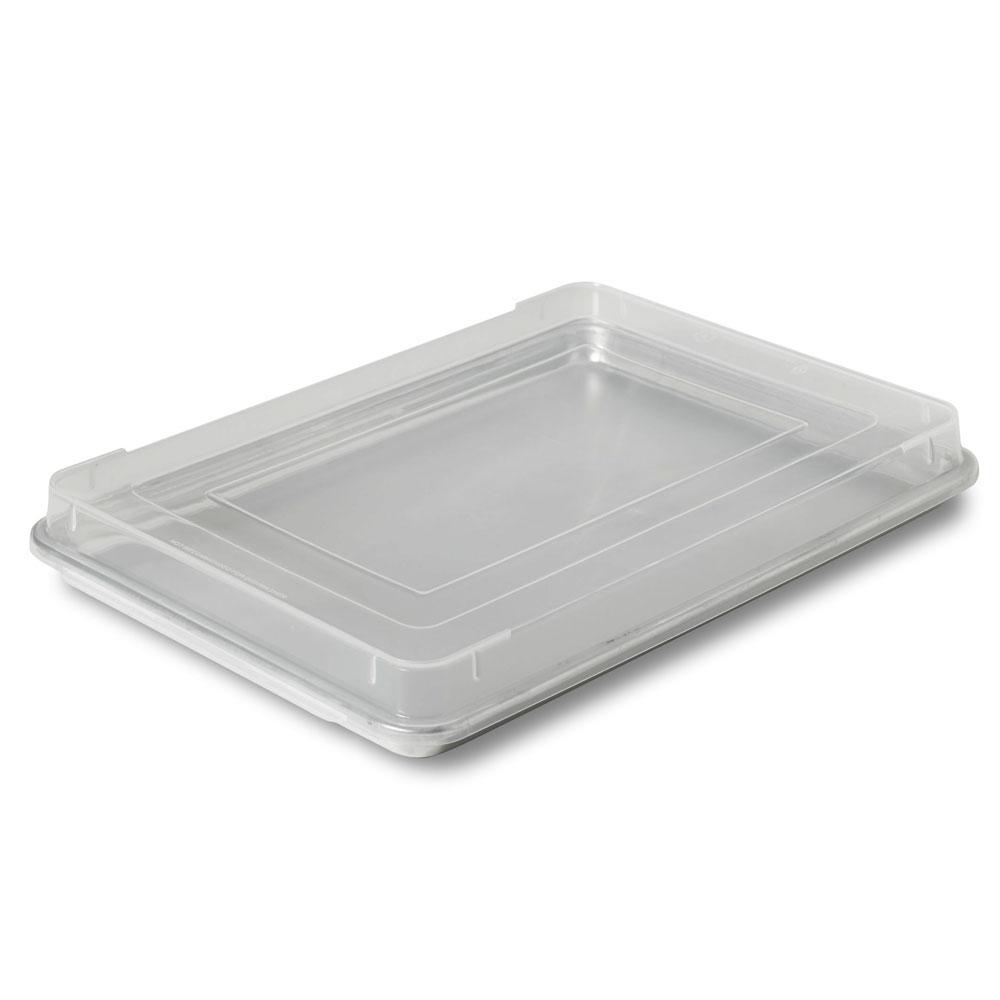 "Vollrath 5303CV Half-Size Sheet Pan Cover - 13x18-1/2x1"" Clear"
