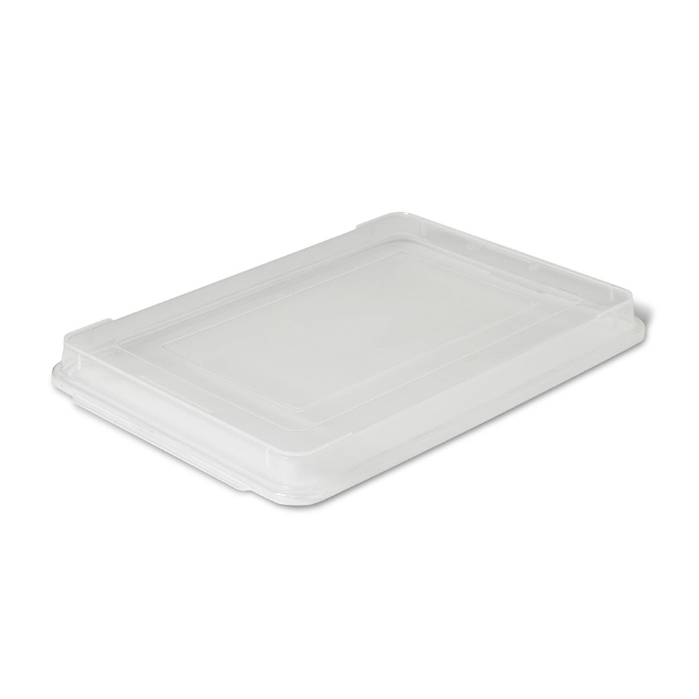 "Vollrath 5303CV Half-Size Sheet Pan Cover - 13x18-1/2x1"" Clear"