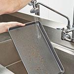 Vollrath 5303NS Half-Size Sheet Pan, Aluminum