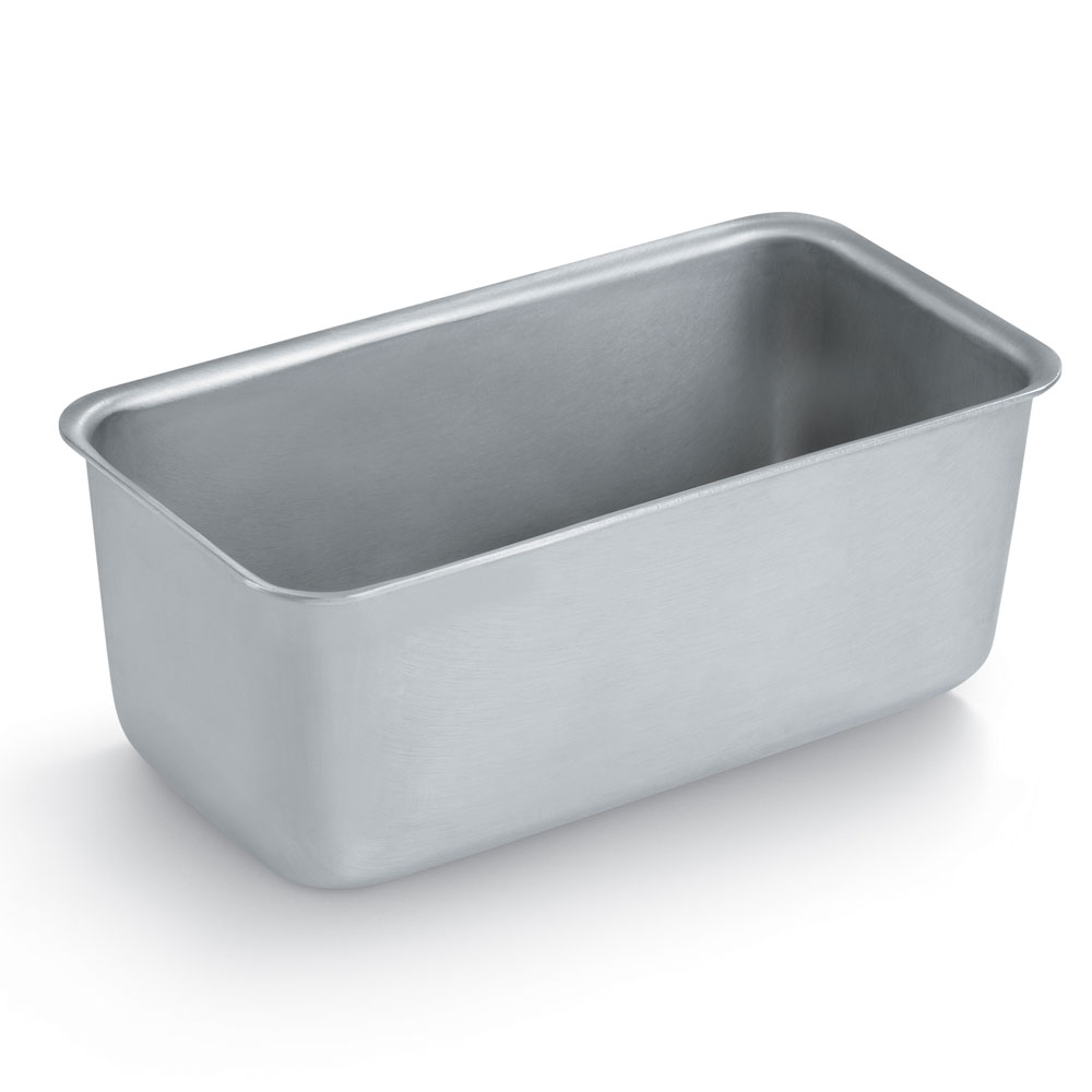 "Vollrath 5435 5-lb Loaf Pan - 5x10x4"" Aluminum"