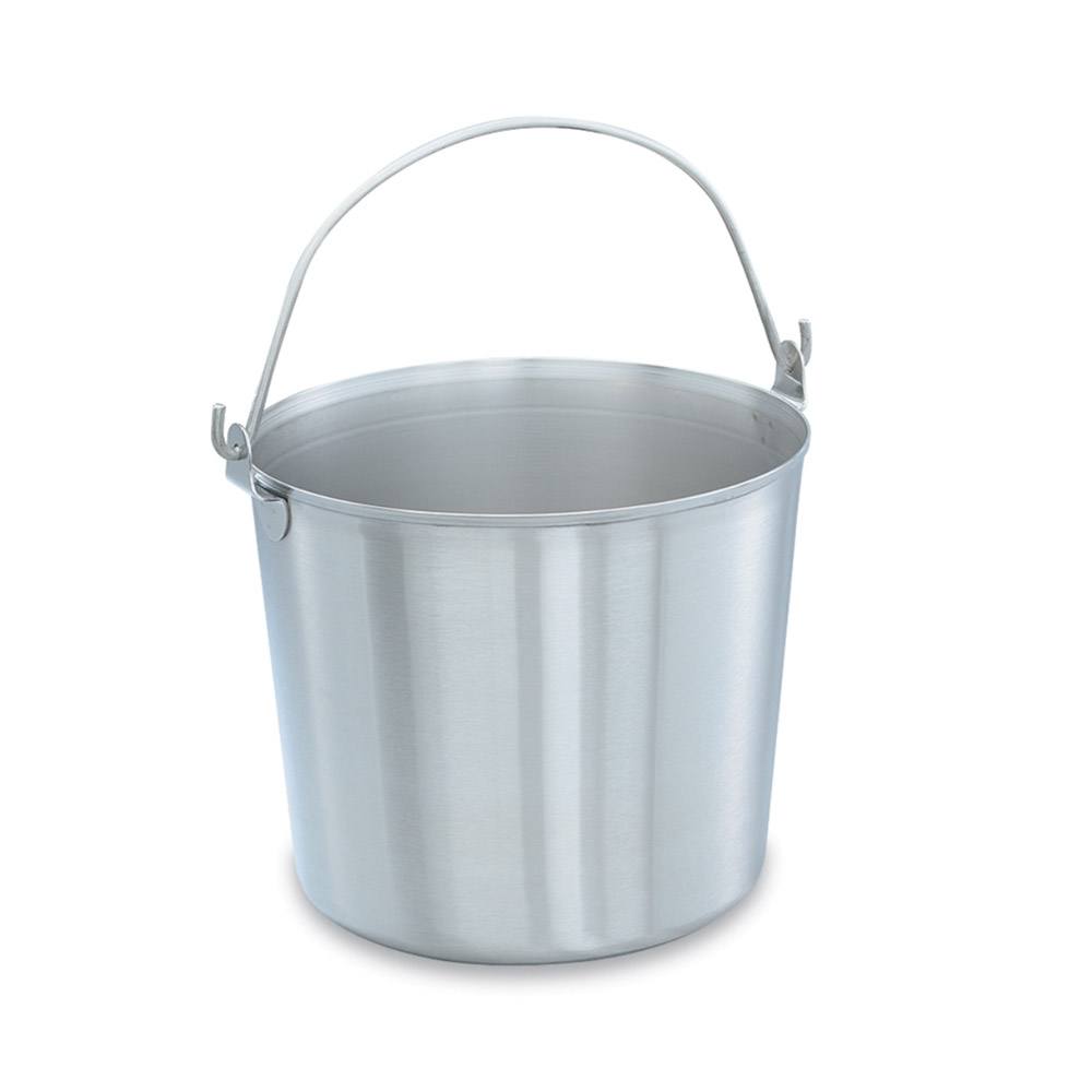Vollrath 59150 16-qt Utility Pail - Stainless