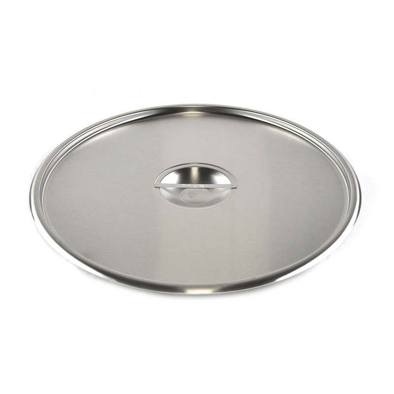 Vollrath 600-2 60, 80 qt Stainless Steel Stock Pot Cover