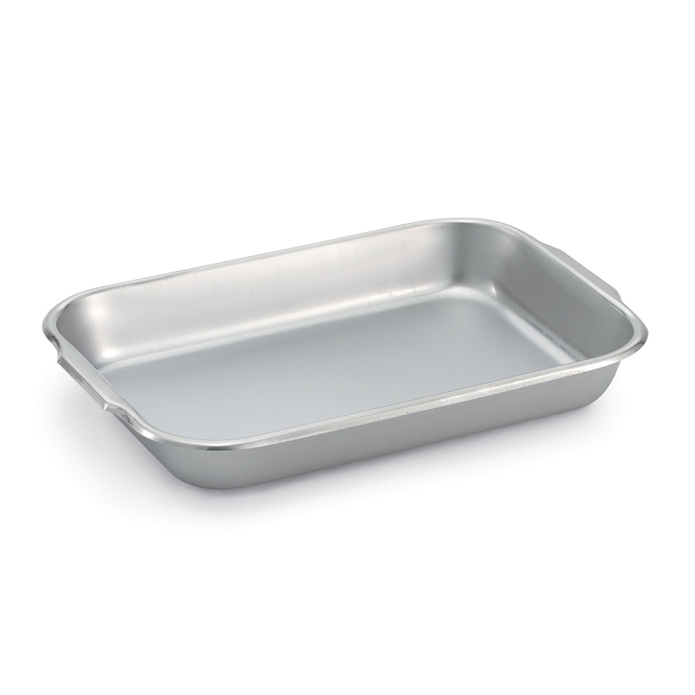 "Vollrath 61270 Baking/Roasting Pan - 18-1/8x12-3/8x2-3/8"" 22-ga Stainless"