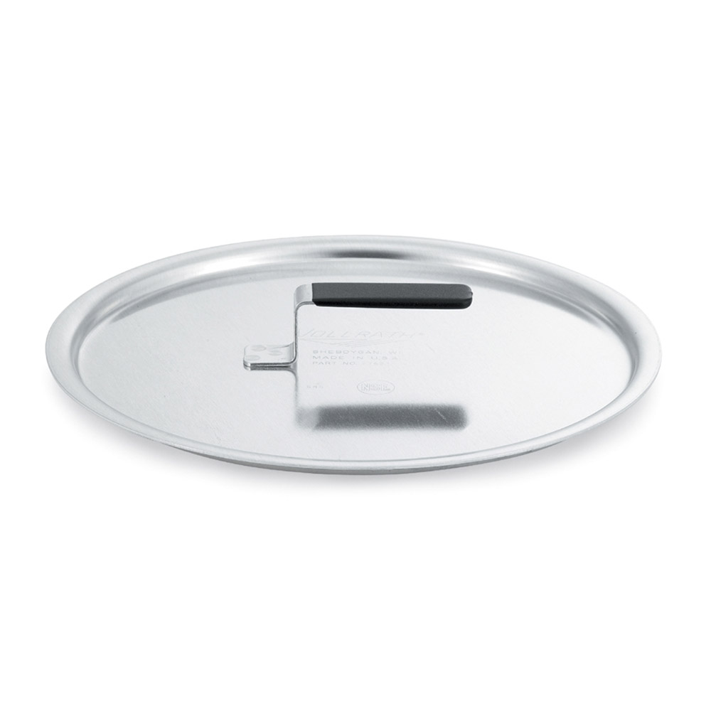 "Vollrath 67313 8-11/16"" Aluminum Flat Cover"