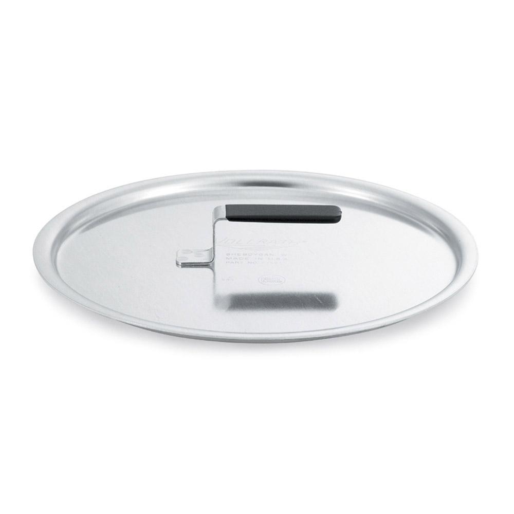 """Vollrath 67317 10-5/8"""" Aluminum Flat Cover"""