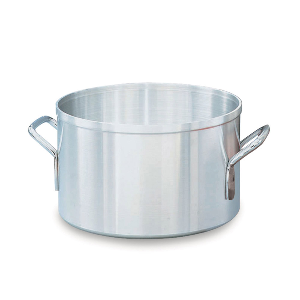 """Vollrath 67434 34-qt Aluminum Sauce Pot - 16"""" x 10"""""""